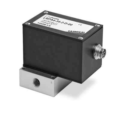 Serwozawory ciśnienia serii LRPA4