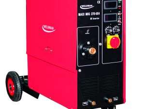 Półautomat spawalniczy MAXI MIG 330 4x4