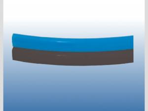 Przewód poliuretanowy podwójny